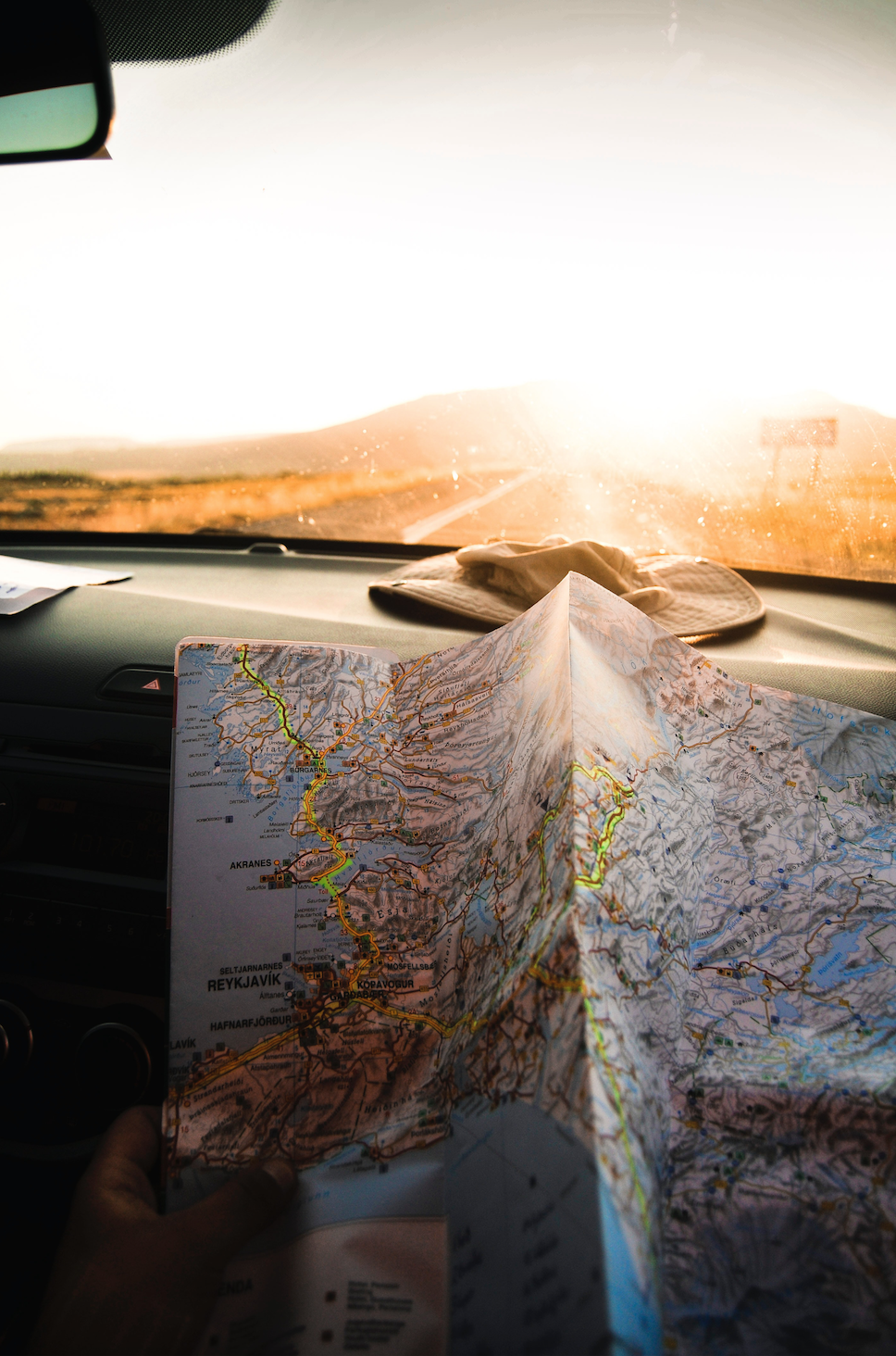 Learning is an Adventure. It helps to have a map.